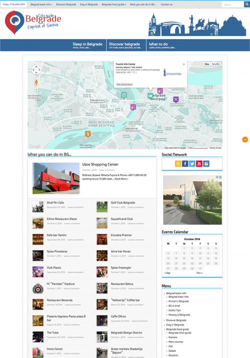 cbelgrade city guide portal - våra referenser