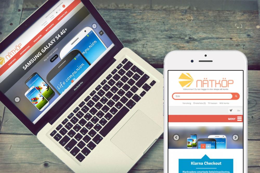natkop opencart webbshop - referensen