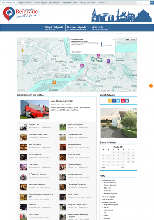 cbelgrade city guide portal - våra referenser